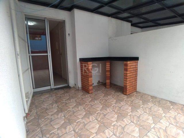 Apartamento térreo  com pátio 2 dormitórios no condomínio Reserva da Figueira no bairro Lo - Foto 17