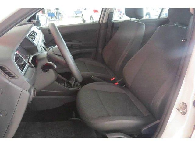 Volkswagen Gol 1.0 12V MPI TOTALFLEX 4P MANUAL - Foto 9