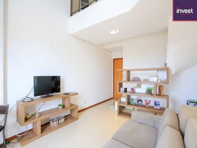 Apartamento Duplex Mobiliado de 1 Quarto em Águas Claras. - Foto 3