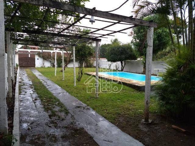 Casa com 3 dormitórios à venda, 201 m² por R$ 350.000 - Barroco (Itaipuaçu) - Maricá/RJ - Foto 5