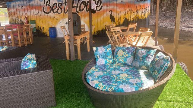 Flutuante Best House pura natureza  - Foto 6