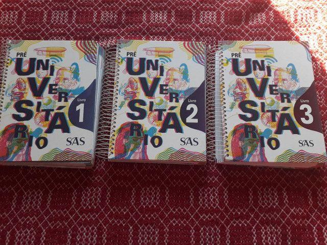 Livros 3° Ano Ensino médio SAS - Foto 3