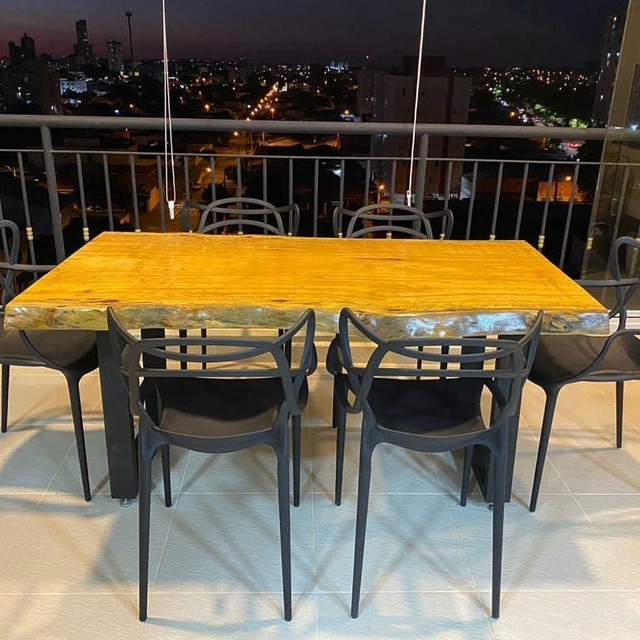 Mesas prancha madeira  - Foto 4
