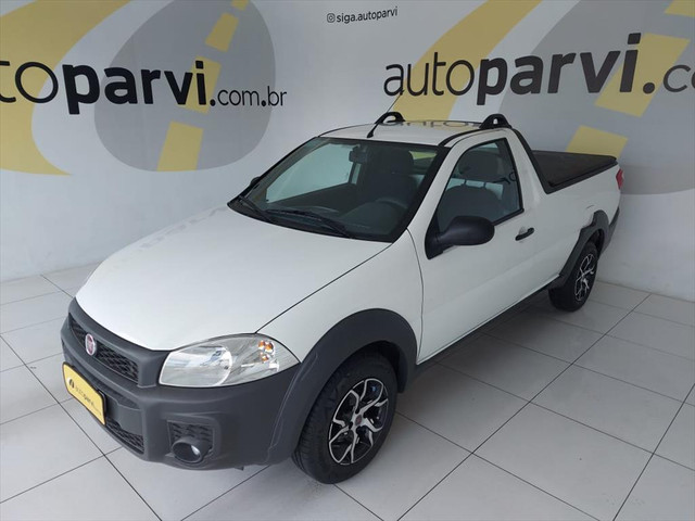 FIAT STRADA 1.4 MPI HARD WORKING CS 8V FLEX 2P MANUAL - Foto 3