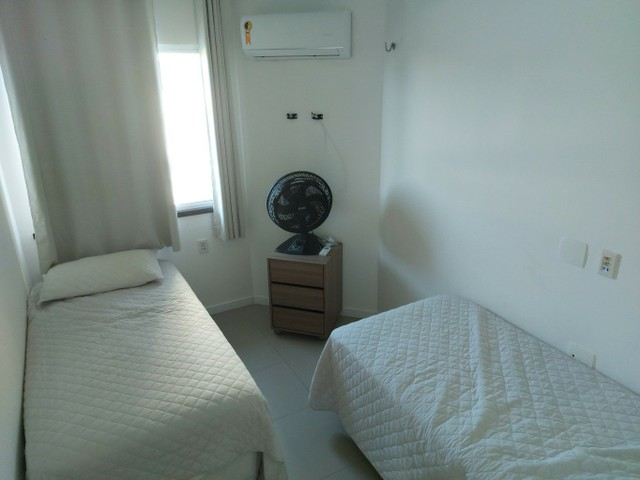 Apartamento condominio fechado, nascente, estilo pé de areia - área de lazer moderníssima - Foto 16