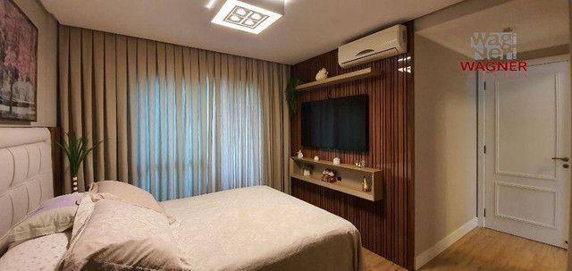 Apartamento com 3 dormitórios à venda, 116 m² por R$ 975.000 - Balneário - Florianópolis/S - Foto 17