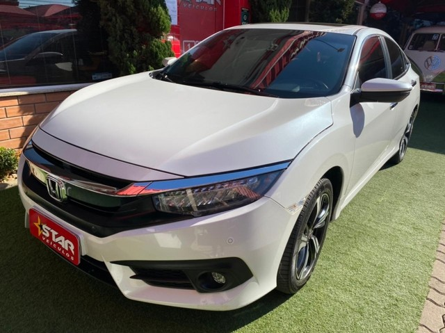 CIVIC 1.5 TOURING 2017 STAR VEICULOS - Foto 12