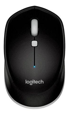Mouse Logitech Sem Fio Bluetooth M535 Preto - Windows/Mac - Loja Natan Abreu