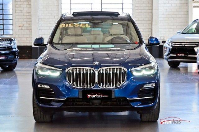 BMW X5 3.0 XDRIVE30D 265HP TETO 4X4 UNICO DONO 17 MIL KM 4P - Foto 2