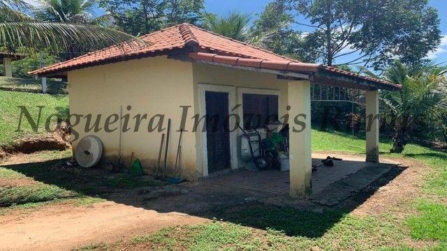 Maravilhosa chácara com 20.000 m², ótima casa, local tranquilo (Nogueira Imóveis Rurais) - Foto 4