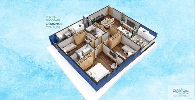 LANÇAMENTO - Apartamento 03 quartos sendo 01 suíte - World Prime - Foto 17
