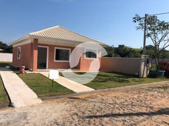Condomínio Ubatã - Casa à venda, 90 m² por R$ 350.000,00 - Caxito - Maricá/RJ