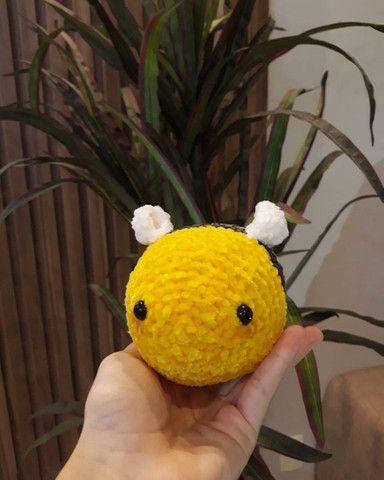 Vendo kit de abelhinhas lindas de crochê... - Foto 3