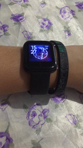 Smartwatch relógio inteligente  - Foto 4