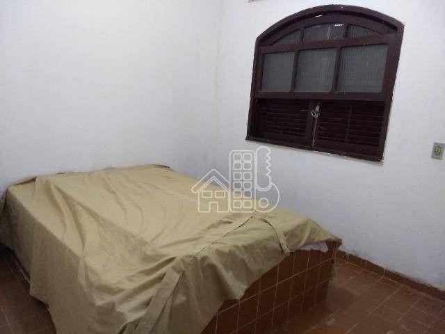 Casa com 3 dormitórios à venda, 201 m² por R$ 350.000 - Barroco (Itaipuaçu) - Maricá/RJ - Foto 7