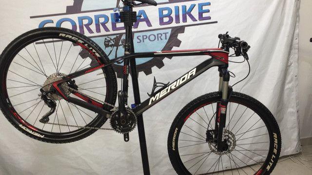 ? Bicicleta Merida Carbon BIG7?