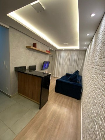 Lindo Apartamento Residencial Itayami Todo Planejado Próximo U.F.M.S - Foto 3