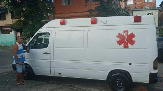 Ambulância sprinter - Foto 6