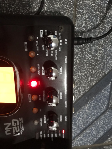 Vendo uma ótima pedaleira de marca zoom G2.1NU, semi nova sem marcas de uso  - Foto 4