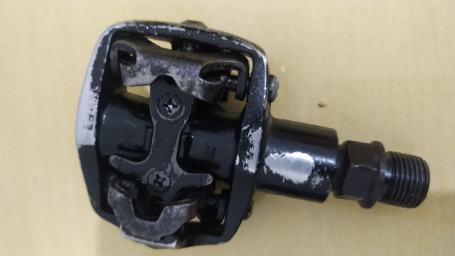 Pedal clipe