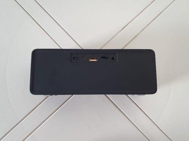 Caixinha de som via Bluetooth 6w - Foto 4