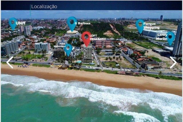 Apartamento na beira mar em Cruz das almas  - Foto 2