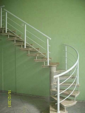 AFHS -Escadas Pré moldadas de Concreto  /Grades/Corrimão - Foto 3
