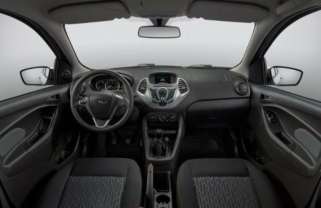 Ford Ka   Se Plus  Km Plaqueado Otimo Preco