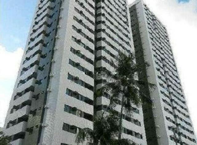 Apartamento na torre com 03 quartos, 64 metros, padrão Queiroz Galvão