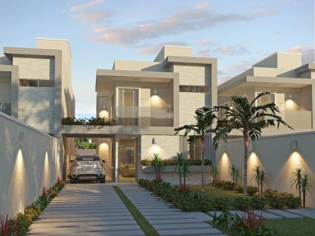 CA0050- Super lançamento Garden Ville - Lindas casas a partir de R 479.000,00