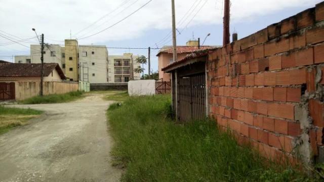 Terreno com 130 m2 em Mongaguá - Vila Oceanopolis por 35 mil para comprar
