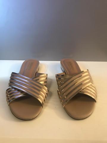 071e5e282 Rasteira Dourada Novíssima - Roupas e calçados - Praia da Costa ...