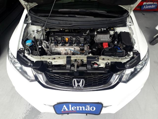 Honda Civic Lxr 2.0 2015 Automatico - Foto 9