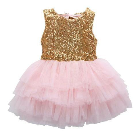 1c20dcada1 Vestido importado menina - Artigos infantis - Dom Lustosa