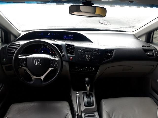 Honda Civic Lxr 2.0 2015 Automatico - Foto 7
