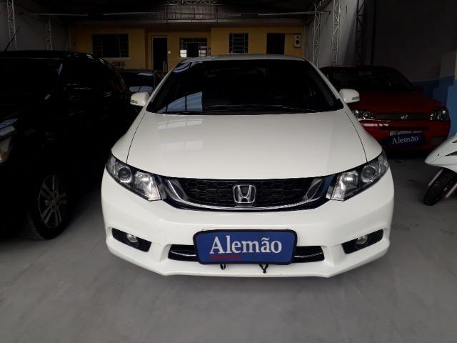 Honda Civic Lxr 2.0 2015 Automatico - Foto 3