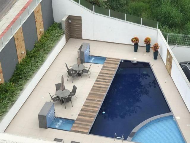 (BM) Apto de 2 dorm. semi-mobiliado, no Residencial Villa Dourada, Bela Vista, em São José - Foto 7