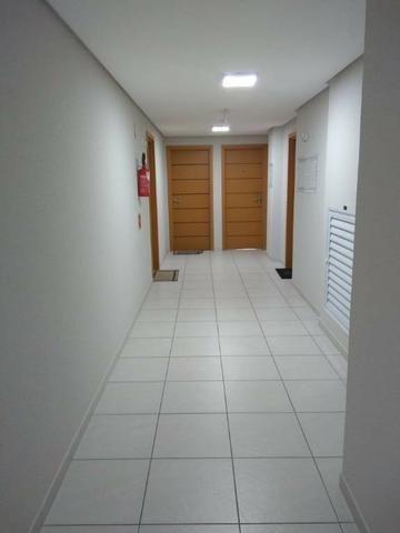 (BM) Apto de 2 dorm. semi-mobiliado, no Residencial Villa Dourada, Bela Vista, em São José - Foto 6