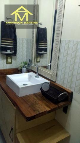 Apartamento à venda com 2 dormitórios em Praia da costa, Vila velha cod:13508 - Foto 5