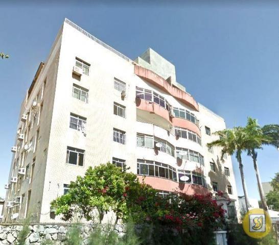 Apartamento para alugar com 3 dormitórios em Papicu, Fortaleza cod:24522