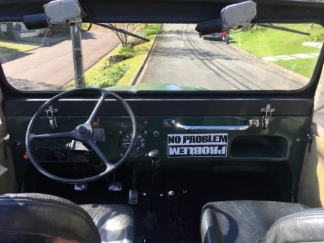 Jeep Willys 1957 4 marchas 4cc - Foto 6