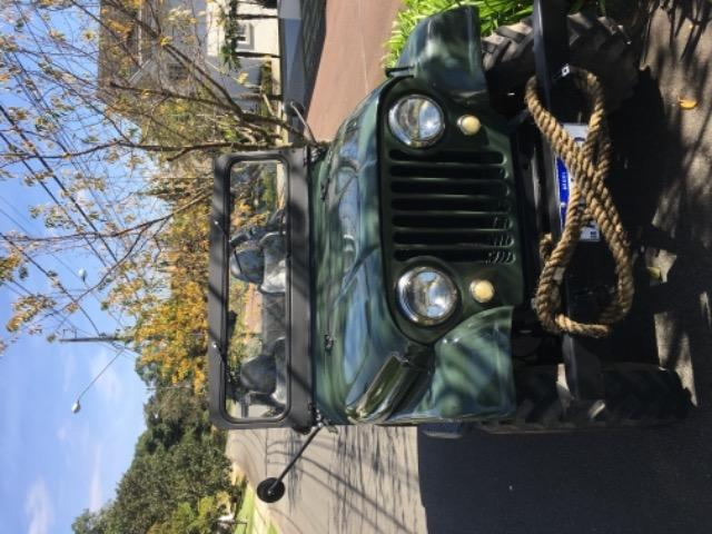 Jeep Willys 1957 4 marchas 4cc - Foto 8
