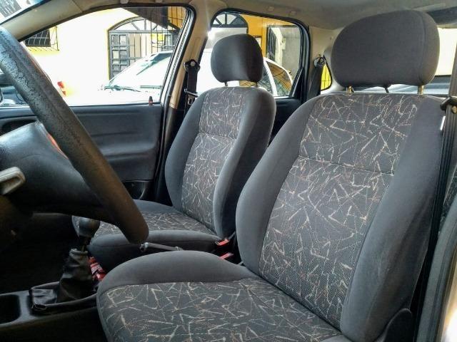 Corsa Sedan Classic 1.0 LS, completo. Excelente para Uber. Muito novo. Confira! - Foto 7