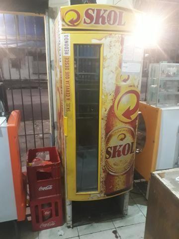 Vendo freezer da Skol em perfeito estado