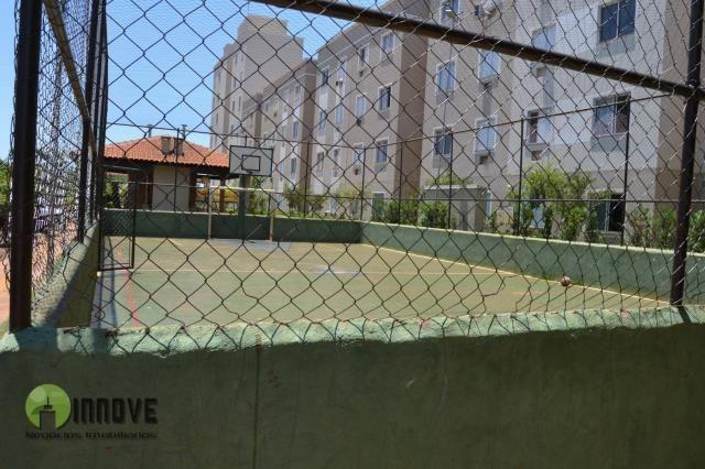 Apartamento com 2 dormitórios para alugar, 50 m² por r$ 700/mês - condomínio vitta - sertã - Foto 12