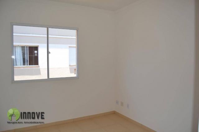Apartamento com 2 dormitórios para alugar, 50 m² por r$ 700/mês - condomínio vitta - sertã - Foto 5