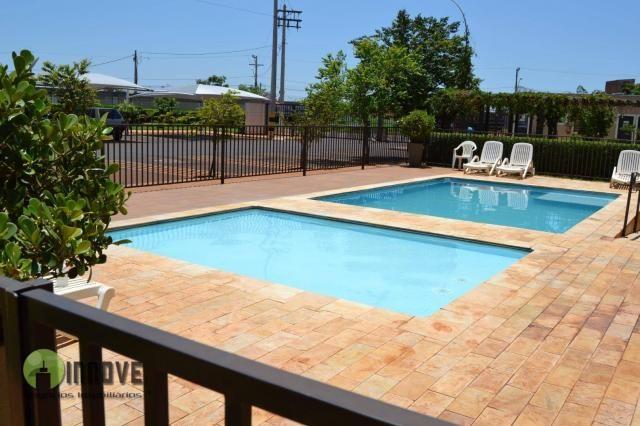 Apartamento com 2 dormitórios para alugar, 50 m² por r$ 700/mês - condomínio vitta - sertã - Foto 15