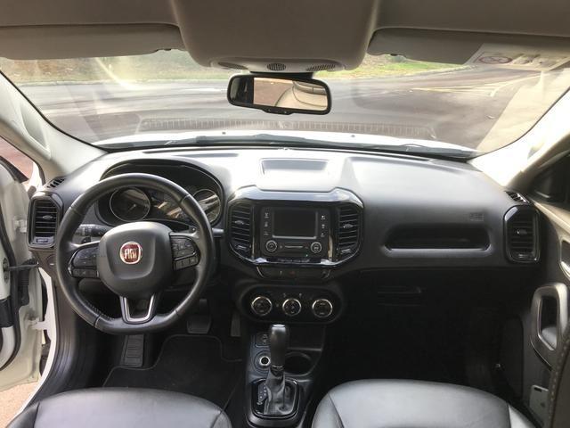 Fiat Toro freedom automática 2017 Black Friday - Foto 5