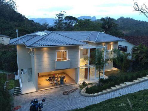 Casa de condomínio à venda com 4 dormitórios em Quitandinha, Petrópolis cod:126 - Foto 19