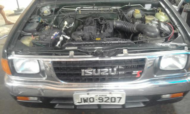 Pickup Isuzu diesel 2.7 completa - Foto 3